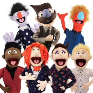 Professional People Puppets