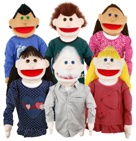 Large People Puppets