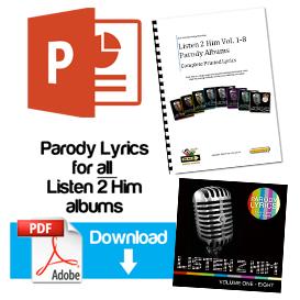 Lyrics & PowerPoints